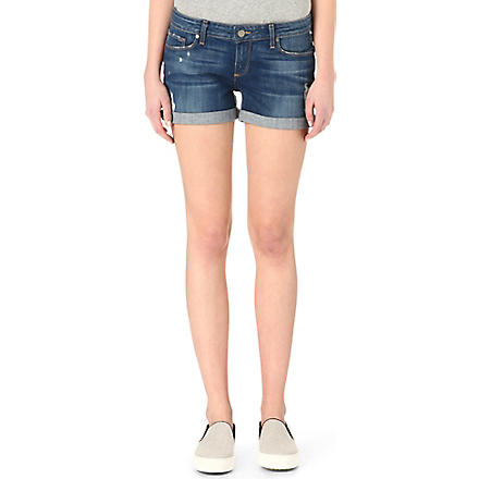 PAIGE DENIM Jimmy Jimmy denim shorts (Albany