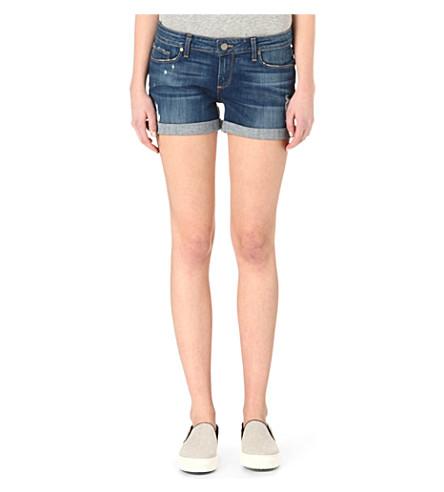 PAIGE DENIM Jimmy Jimmy denim shorts (Albany