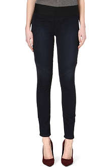 PAIGE DENIM Glam Rock skinny mid-rise denim leggings