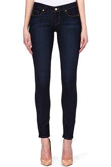 PAIGE DENIM Manhattan bootcut mid-rise jeans