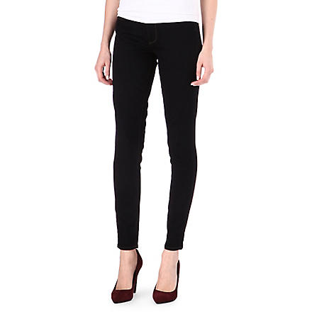 PAIGE DENIM Hoxton skinny high-rise jeans (Grand