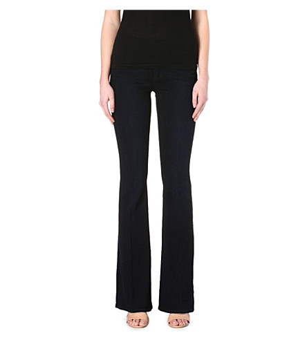 PAIGE DENIM Bell Canyon high-rise flared jeans (Peyton
