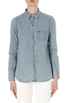 PAIGE DENIM Eden denim shirt