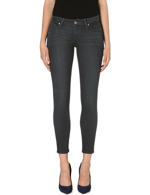 PAIGE DENIM Verdugo Ankle skinny mid-rise jeans