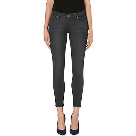 PAIGE DENIM Verdugo Ankle skinny mid-rise jeans (Evie