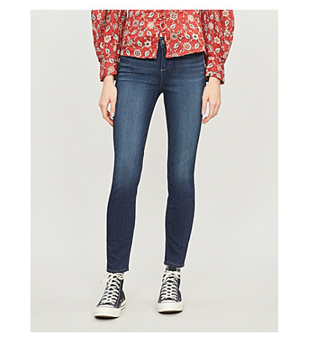 PAIGE DENIM Verdugo ankle ultra-skinny mid-rise jeans (Nottingham