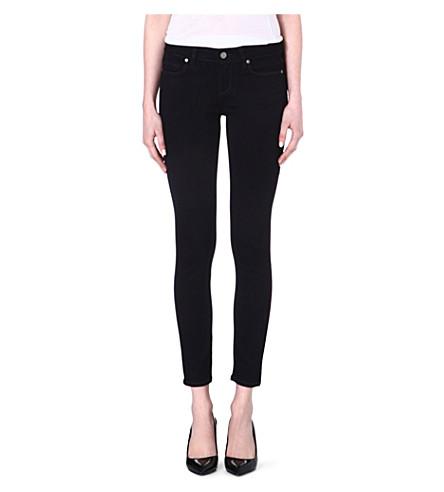 PAIGE DENIM Verdugo ankle skinny mid-rise jeans (Kensington