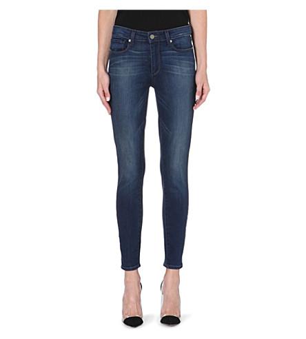 PAIGE DENIM Hoxton skinny high-rise jeans (Zoe