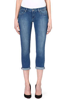 PAIGE DENIM Jimmy Jimmy skinny crop jeans