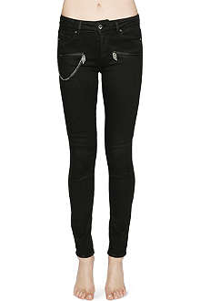 PAIGE DENIM The Selfridges Luxe diamond skinny jeans