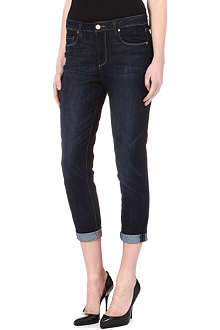 PAIGE DENIM Callie boyfriend high-rise jeans