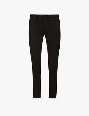 PAIGE DENIM Verdugo skinny mid-rise jeans