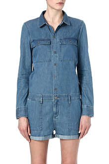PAIGE DENIM Jackson playsuit
