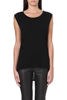 PAIGE DENIM Gracelyn jersey t-shirt