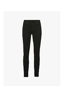 PAIGE DENIM Margot ultra-skinny high-rise jeans