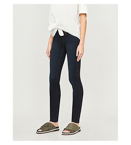PAIGE DENIM Leggy ultra-skinny mid-rise jeans (Mona