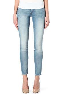 LEVI'S Demi Curve skinny mid-rise jeans