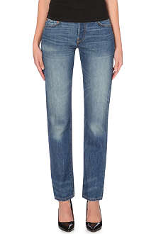 LEVI'S 501 Original loose-fit mid-rise jeans