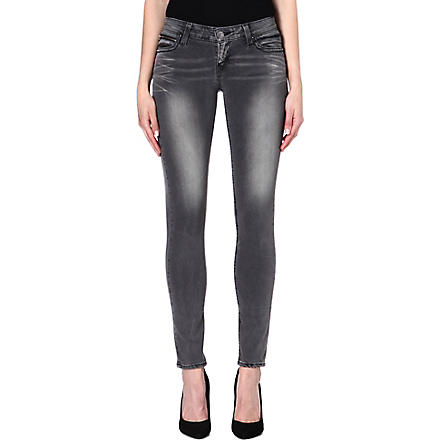 LEVI'S Revel skinny low-rise jeans (Novelty