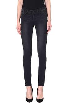 LEVI'S Revel skinny mid-rise jeans