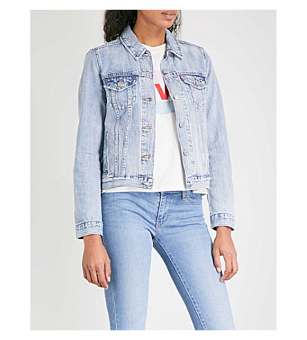 LEVI'S 711 skinny mid-rise jeans (Thirteen