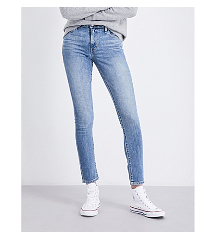 LEVI'S 721 skinny high-rise jeans (Meant+to+be