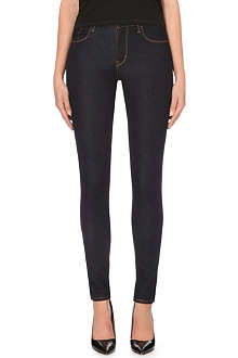LEVI'S Skinny high-rise jeans