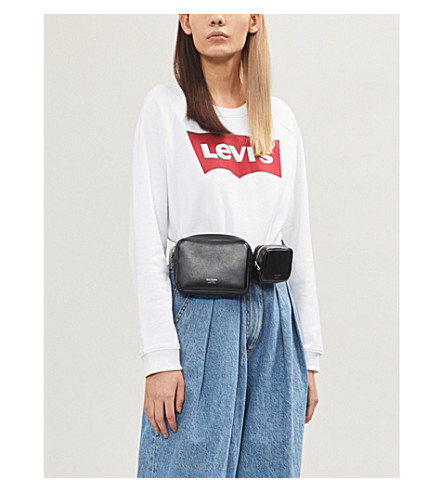 LEVI'S The Relaxed Graphic cotton-jersey sweatshirt (White