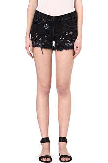 LEVI'S Clash denim shorts
