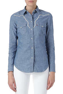 LEVI'S Novelty western shirt