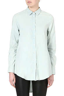 LEVI'S Denim tunic shirt