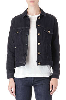 TOPSHOP Western denim jacket