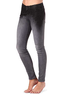 KORAL Skinny motor city coating jeans