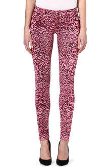 TRIPP NYC Animal-print trousers