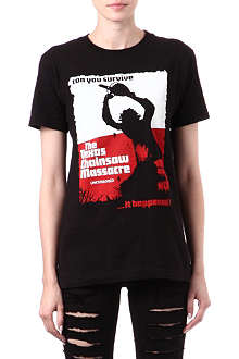 TRIPP NYC The Texas Chainsaw Massacre t-shirt