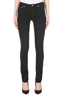 BLK DNM Skinny mid-rise jeans