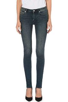 BLK DNM 22 skinny straight leg jeans