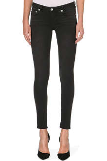 BLK DNM 26 mid-rise skinny jeans