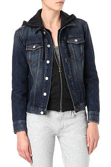 BLK DNM Oversized denim jacket