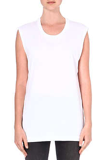 BLK DNM 28 sleeveless t-shirt