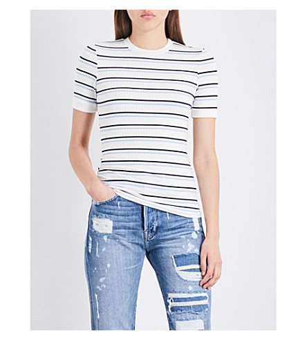 FRAME Le Original slim boyfriend mid-rise jeans (Farris