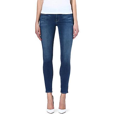 FRAME Le Skinny de Jeanne skinny mid-rise jeans (Culver