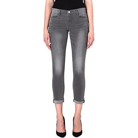 FRAME Le Skinny de Jeanne mid-rise jeans (Greyson