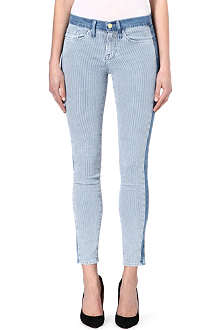 FRAME Le Skinny stretch-denim jeans