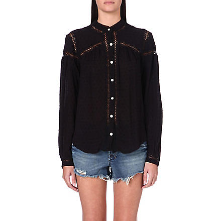 FREE PEOPLE Everyday Every Girl top (Black
