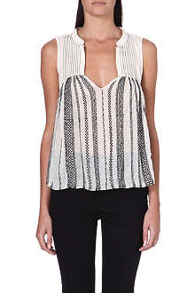 FREE PEOPLE Sleeveless shirt