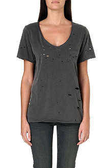 FREE PEOPLE Tommy destroyed t-shirt
