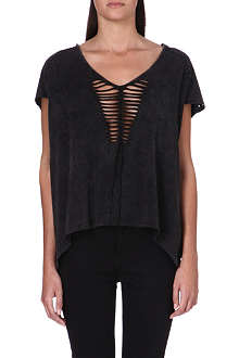 FREE PEOPLE Too Cool For School top