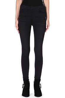FREE PEOPLE High-rise skinny jeans