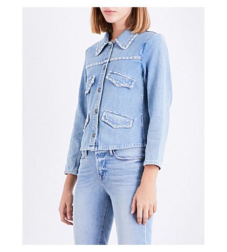 MIH JEANS Otherwild denim jacket (Otherwild